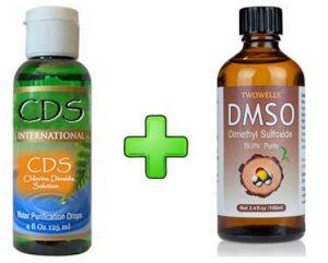CDS 1 Pack + 1 Bottle of DMSO