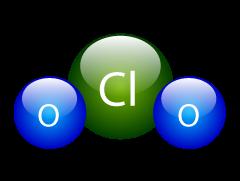 The CHlorine Dioxide Molecule...